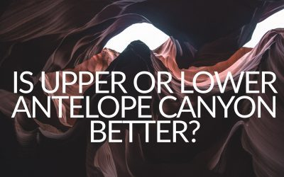 Is Upper or Lower Antelope Canyon Better?