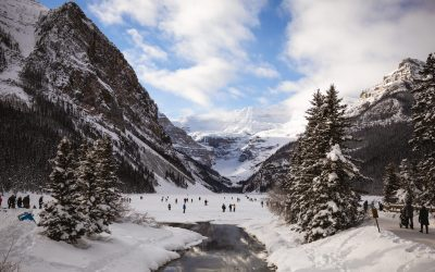 10 of the Best Things to do in Winter at Lake Louise