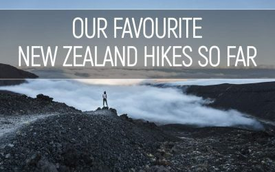 Our Favourite New Zealand Hikes (So Far!)