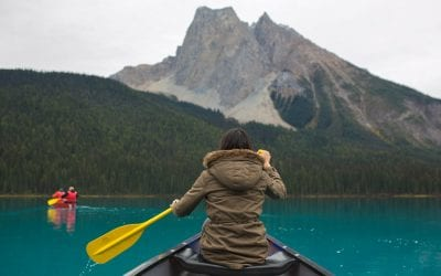 The Ultimate Guide to renting a canoe in Banff and Jasper (2020 edition)